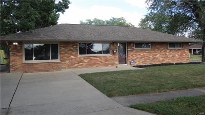 Dayton Single Family Home For Sale: 2358 Lynpark Avenue