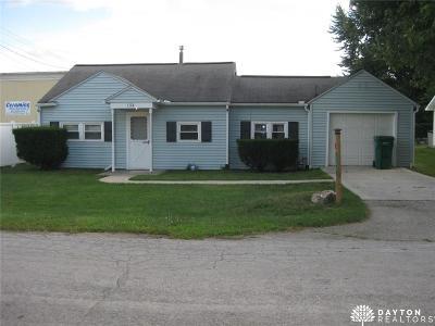 Fairborn Single Family Home For Sale: 134 Oakwood Avenue