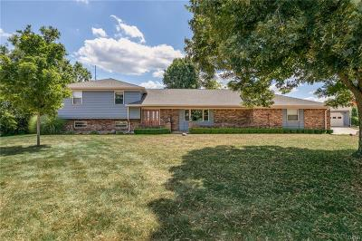 Tipp City Single Family Home Active/Pending: 6540 Shane Court