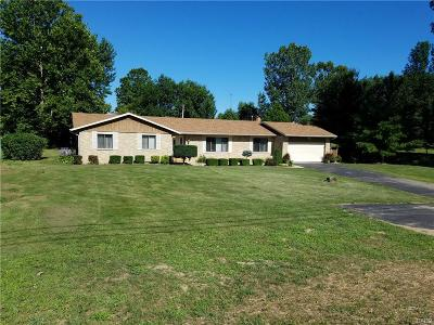 Dayton Single Family Home For Sale: 866 Infirmary Road