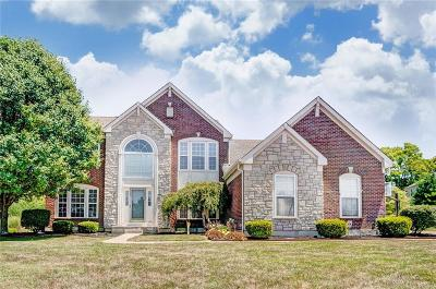 Springboro Single Family Home For Sale: 150 Beckley Farm Way
