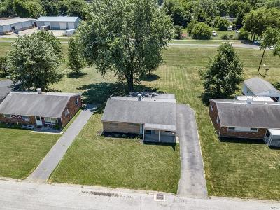 Miamisburg Single Family Home For Sale: 54 Old Main Street