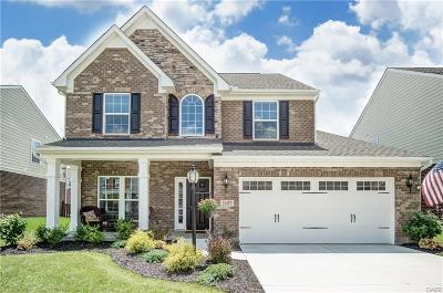 Centerville Single Family Home For Sale: 1587 Cedar Creek Drive