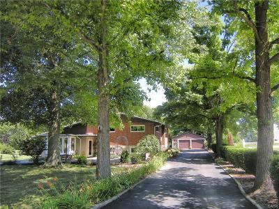 Vandalia Single Family Home Active/Pending: 797 Old Springfield Road