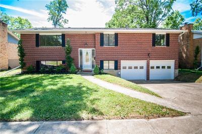 Miamisburg Single Family Home For Sale: 1332 Kercher Street