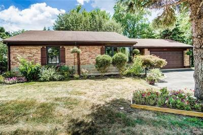 Oakwood Single Family Home For Sale: 532 Irving Avenue