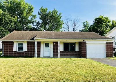 New Carlisle Single Family Home Active/Pending: 1323 Cooper Avenue