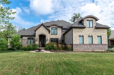 Centerville Single Family Home For Sale: 9397 Ridings Boulevard