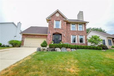Troy Single Family Home Active/Pending: 2711 Walnut Ridge Drive
