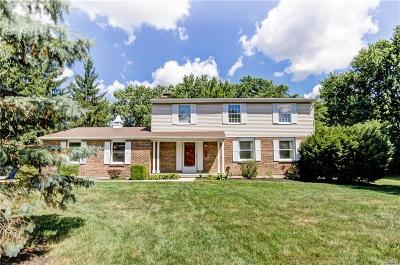 Centerville Single Family Home Active/Pending: 351 Roselake Drive