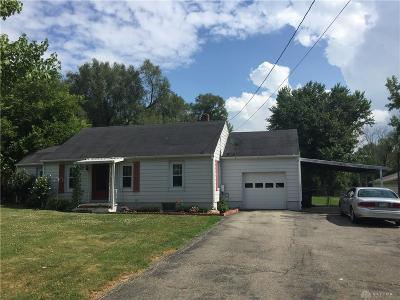 Dayton OH Single Family Home For Sale: $67,500