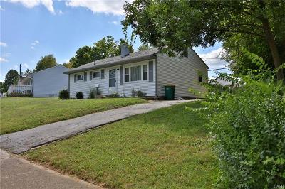 Kettering Single Family Home Active/Pending: 3413 Harwood Street