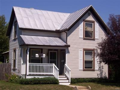 Brookville Single Family Home Active/Pending: 25 McKinley Street
