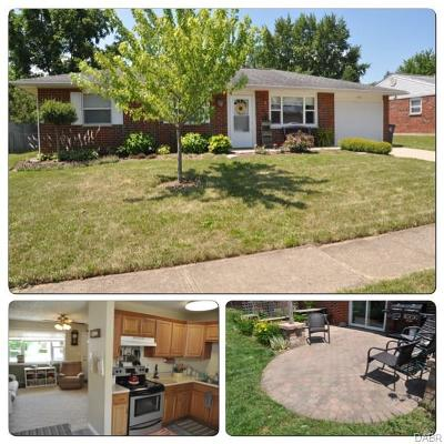 Troy Single Family Home Active/Pending: 2416 Saint Andrews Drive