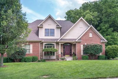 Springboro Single Family Home For Sale: 795 Heatherwoode Circle