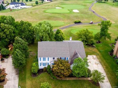 Springboro Single Family Home For Sale: 310 Heatherwoode Circle