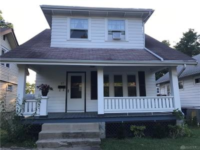 Dayton OH Single Family Home For Sale: $48,000