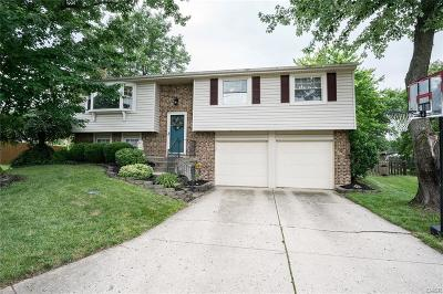 Miamisburg Single Family Home For Sale: 2785 Dorset Woods Court