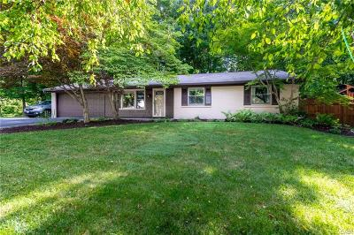 Bellbrook Single Family Home Active/Pending: 7376 Wilmington Pike