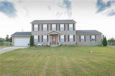 Urbana Single Family Home Active/Pending: 2260 Dugan Road