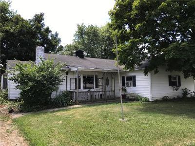 Brookville Single Family Home For Sale: 924 Salem Street