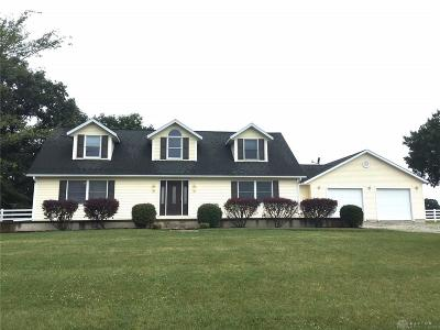 Jamestown Single Family Home For Sale: 2405 Sutton Road