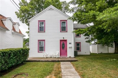 Tipp City Single Family Home For Sale: 14 Dow Street