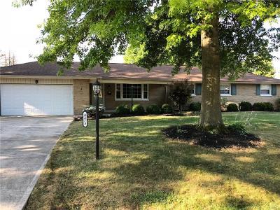 Bellbrook Single Family Home Active/Pending: 4273 Hillcrest Drive