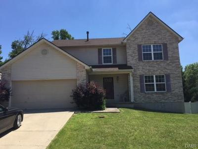 Dayton OH Single Family Home For Sale: $169,900