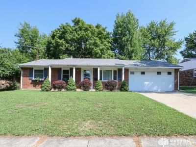 Troy Single Family Home Active/Pending: 1217 Gettysburg Drive