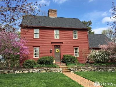 Troy Single Family Home For Sale: 1805 Creekwood Drive