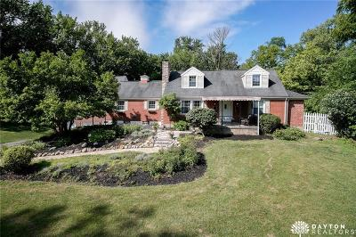 Vandalia Single Family Home For Sale: 7301 Yorkshire Drive