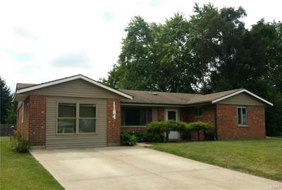 Troy Single Family Home Active/Pending: 1184 Salem Court
