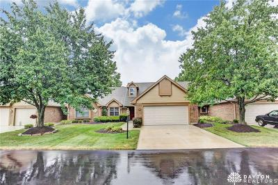 Centerville Single Family Home Active/Pending: 1315 Sand Trap Lane