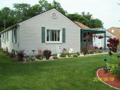 Xenia Single Family Home Active/Pending: 1174 Hook Road