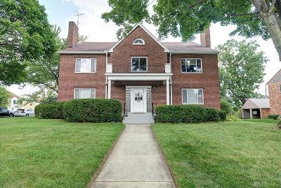 Oakwood Multi Family Home Active/Pending: 1700 Shroyer Road