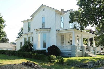 Troy Single Family Home For Sale: 509 Drury Lane