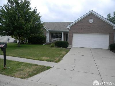 Xenia Single Family Home For Sale: 115 Tranquil Drive