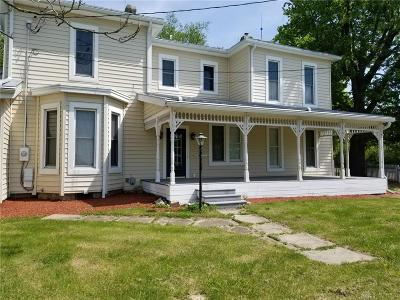 Single Family Home For Sale: 8455 Springfield Jamestown Road