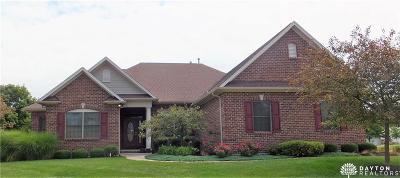 Brookville Single Family Home Active/Pending: 833 Kimmel Trail