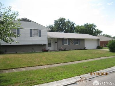 Englewood Single Family Home For Sale: 4558 Seville Drive