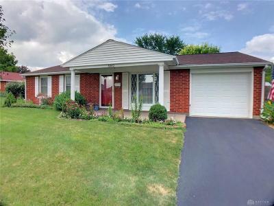 Enon Vlg Single Family Home Active/Pending: 6862 Arnold Avenue