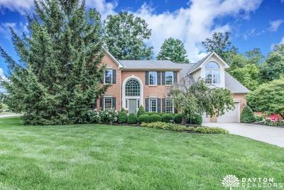 Dayton Single Family Home For Sale: 1009 McEwen Woods Court