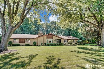 Centerville Single Family Home Active/Pending: 5422 Red Coach Road