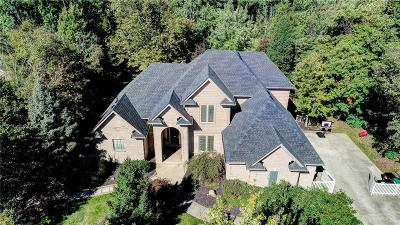 Springboro Single Family Home For Sale: 7649 Stone Ridge Drive