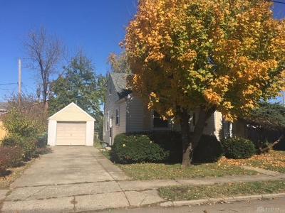 Fairborn Single Family Home For Sale: 511 Clover Street