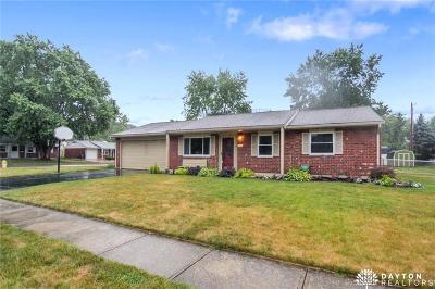 Troy Single Family Home Active/Pending: 1206 Edison Avenue