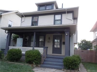 Dayton Single Family Home For Sale: 811 Wilfred Avenue