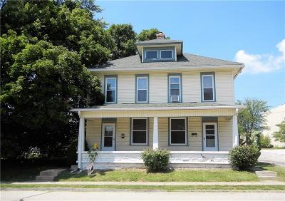 Brookville Multi Family Home For Sale: 111 Hay Avenue