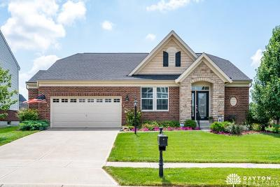 Springboro Single Family Home For Sale: 235 Clearsprings Drive
